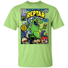 T-Shirts Mint Green / YXS REPTAR Youth T-Shirt