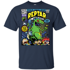 T-Shirts Navy / YXS REPTAR Youth T-Shirt