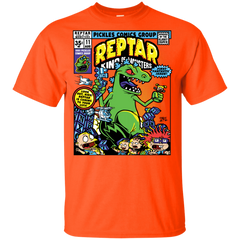 T-Shirts Orange / YXS REPTAR Youth T-Shirt