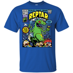 T-Shirts Royal / YXS REPTAR Youth T-Shirt