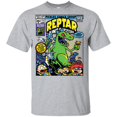T-Shirts Sport Grey / YXS REPTAR Youth T-Shirt