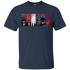 T-Shirts Navy / S Reservoir Spiders T-Shirt