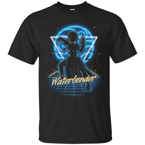 Retro Waterbender T-Shirt