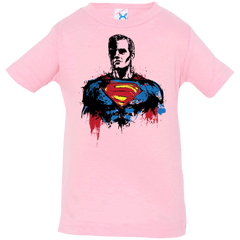 T-Shirts Pink / 6 Months Return of Kryptonian Infant Premium T-Shirt
