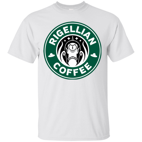 Rigellian Coffee T-Shirt