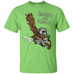 Rocket and Groot T-Shirt