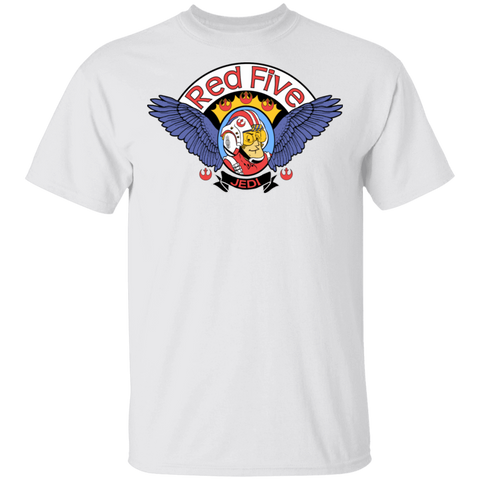 Roger Red Five Xwing T-Shirt