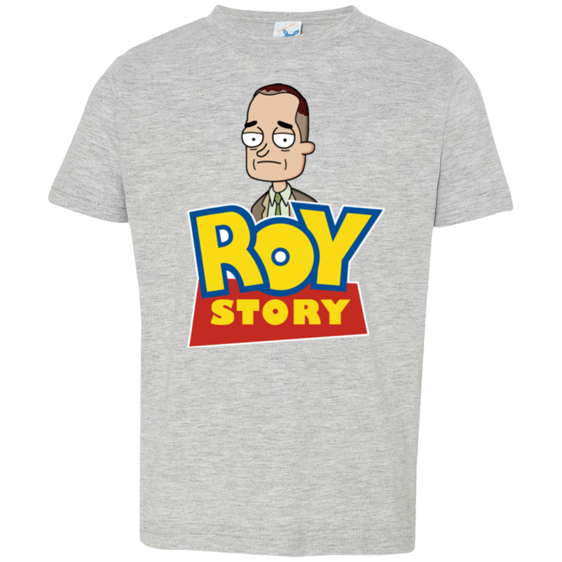 T-Shirts Heather Grey / 2T Roy Story Toddler Premium T-Shirt