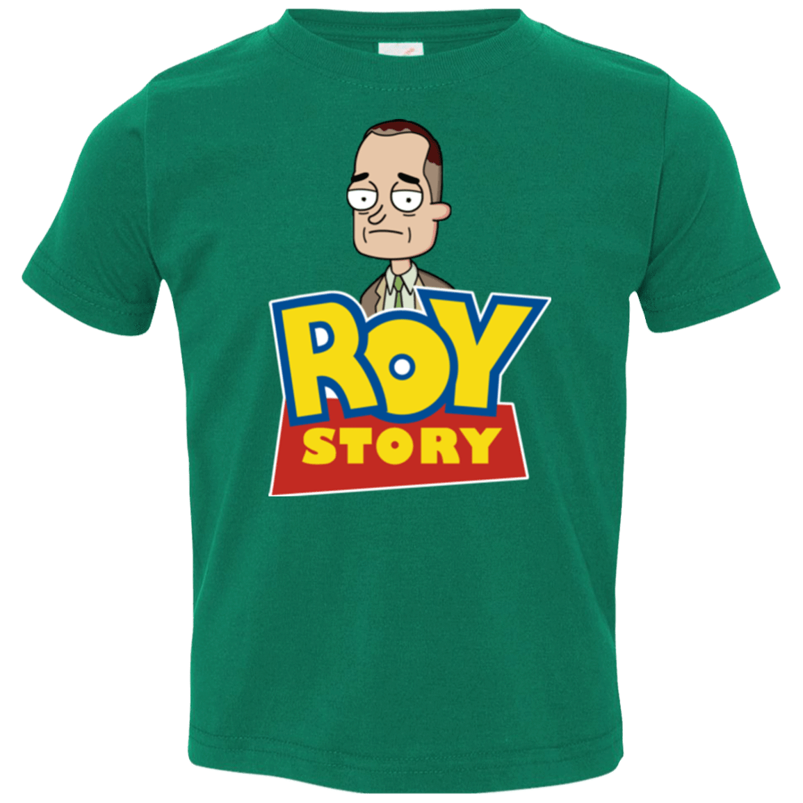 T-Shirts Kelly / 2T Roy Story Toddler Premium T-Shirt