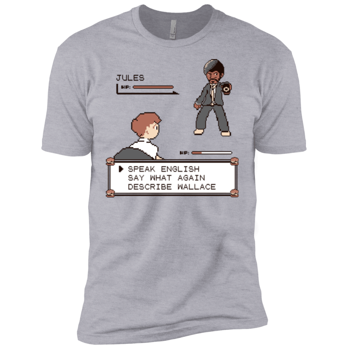 say what again Men's Premium T-Shirt