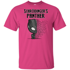 T-Shirts Heliconia / YXS Schrodingers Panther Youth T-Shirt