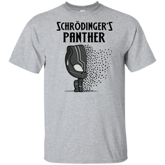 T-Shirts Sport Grey / YXS Schrodingers Panther Youth T-Shirt