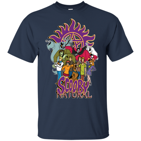 Scooby Natural T-Shirt
