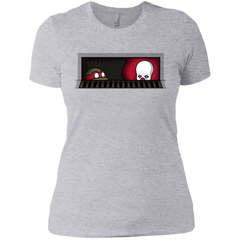 T-Shirts Heather Grey / X-Small Sewermates Women's Premium T-Shirt