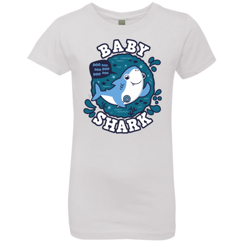Shark Family trazo - Baby Boy Girls Premium T-Shirt