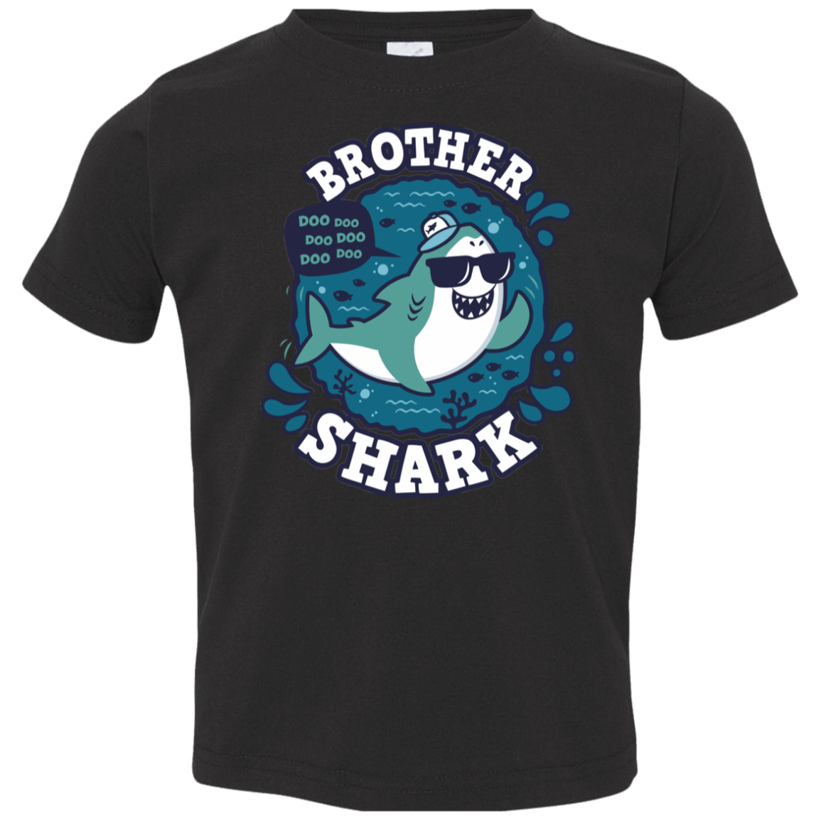 Shark Family trazo - Brother Toddler Premium T-Shirt