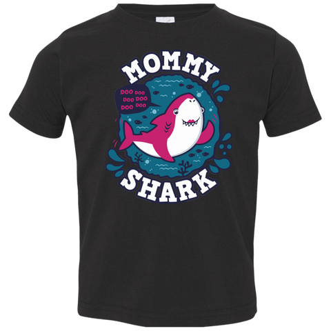 Shark Family trazo - Mommy Toddler Premium T-Shirt