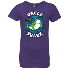 Shark Family trazo - Uncle Girls Premium T-Shirt