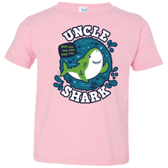 Shark Family trazo - Uncle Toddler Premium T-Shirt