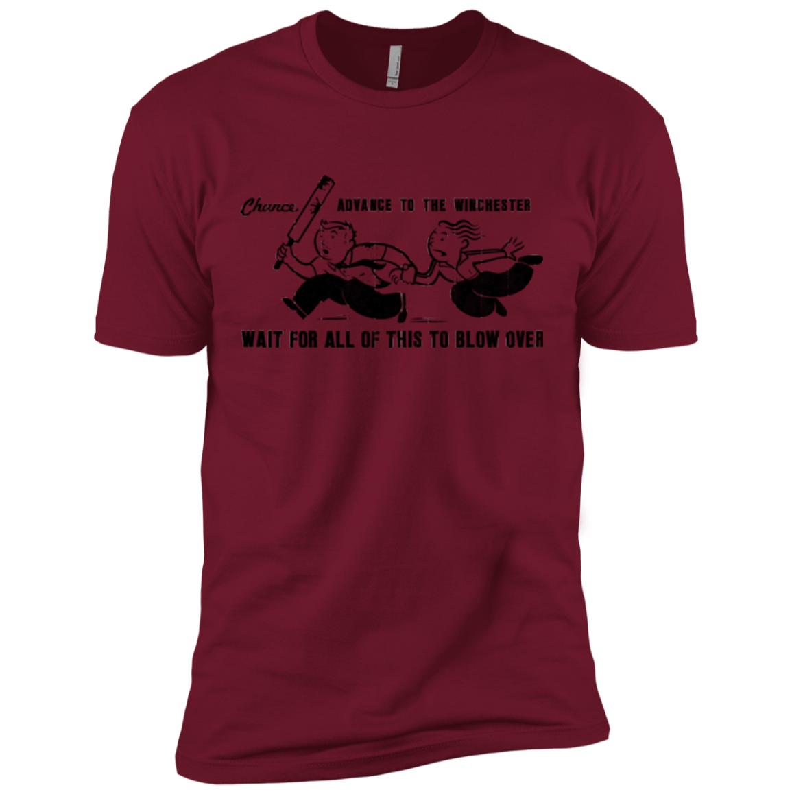 Shauns Last Chance Men's Premium T-Shirt