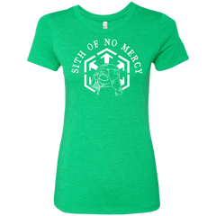 T-Shirts Envy / Small SITH OF NO MERCY Women's Triblend T-Shirt