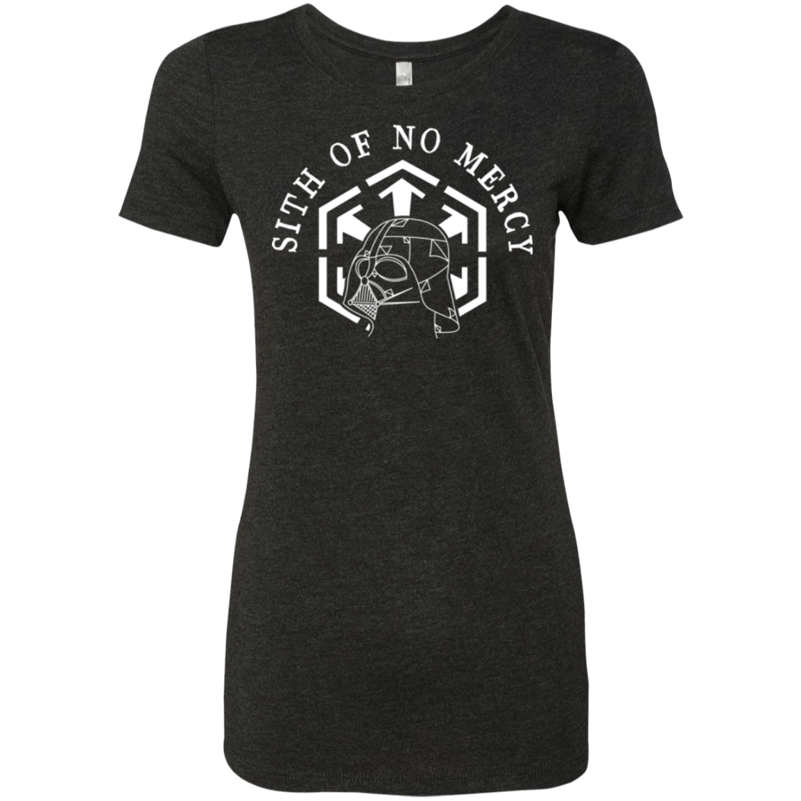 SITH OF NO MERCY Women's Triblend T-Shirt