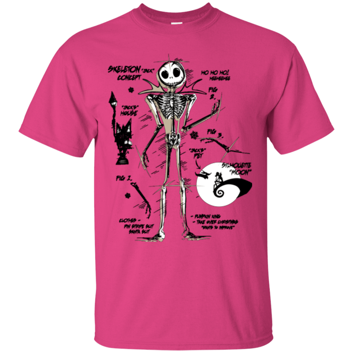 Skeleton Concept T-Shirt