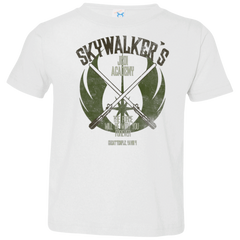 T-Shirts White / 2T Skywalker's Jedi Academy Toddler Premium T-Shirt