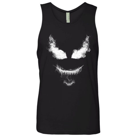 Smoke Symbiote Men's Premium Tank Top