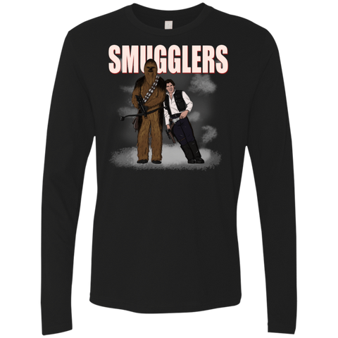 Smugglers Men's Premium Long Sleeve