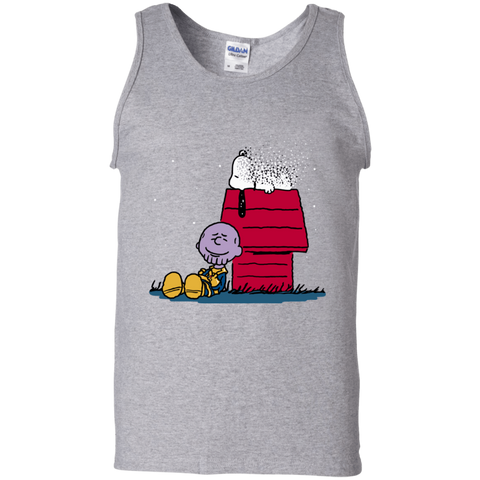 Snapy Men's Tank Top