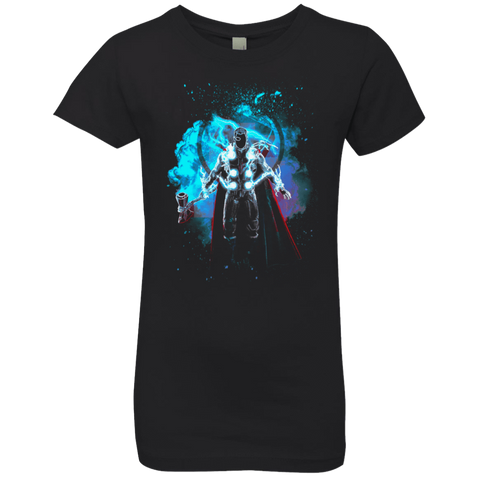 Soul of Asgard Girls Premium T-Shirt