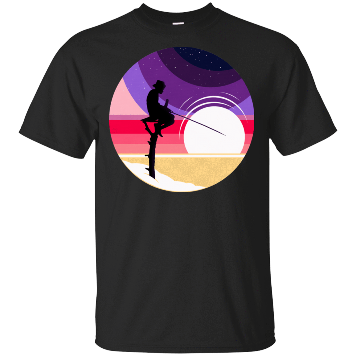Space Fishing T-Shirt