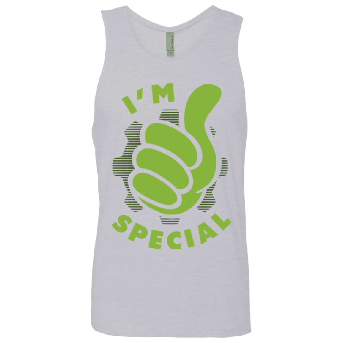 T-Shirts Heather Grey / Small Special Dweller Men's Premium Tank Top
