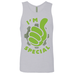 Special Dweller Men's Premium Tank Top