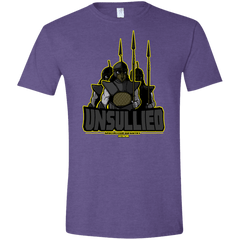 T-Shirts Heather Purple / S Specialized Infantry Men's Semi-Fitted Softstyle