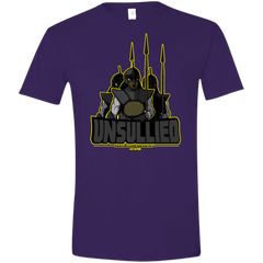 T-Shirts Purple / S Specialized Infantry Men's Semi-Fitted Softstyle