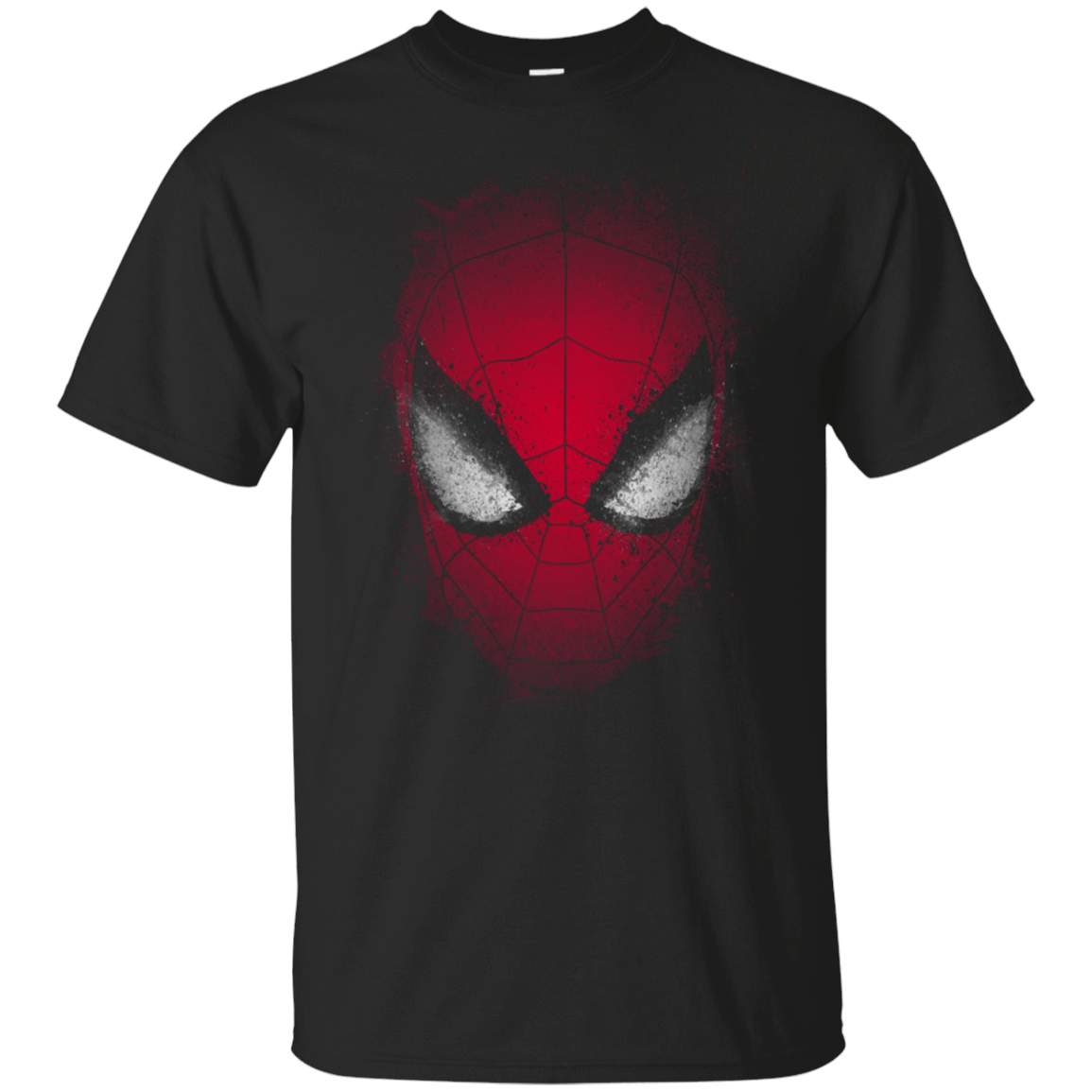 T-Shirts Black / S Spider Inside T-Shirt