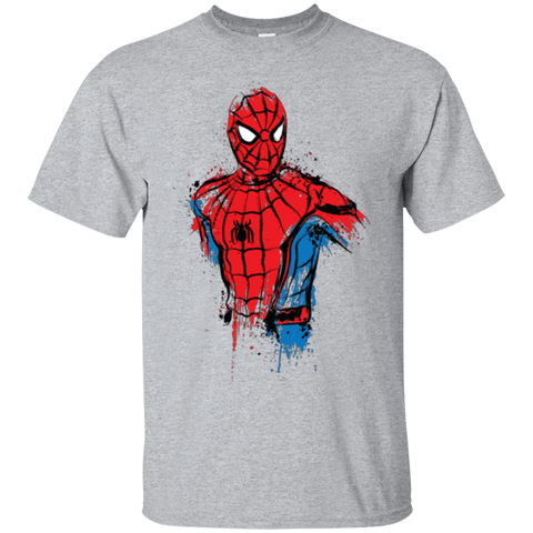 T-Shirts Sport Grey / S Spiderman- Friendly Neighborhood T-Shirt