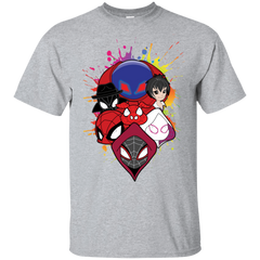 T-Shirts Sport Grey / S Spiderverse T-Shirt