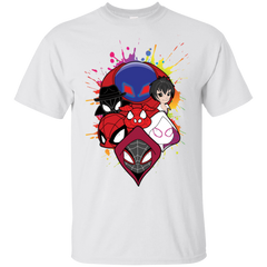 T-Shirts White / S Spiderverse T-Shirt