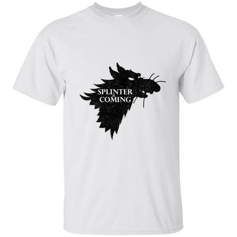 Splinter is Coming T-Shirt