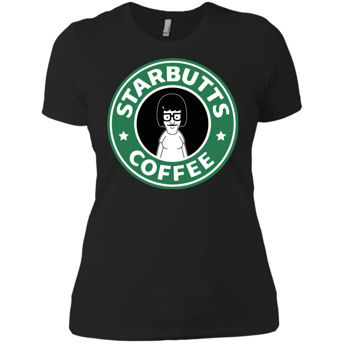 T-Shirts Black / X-Small Starbutts Women's Premium T-Shirt