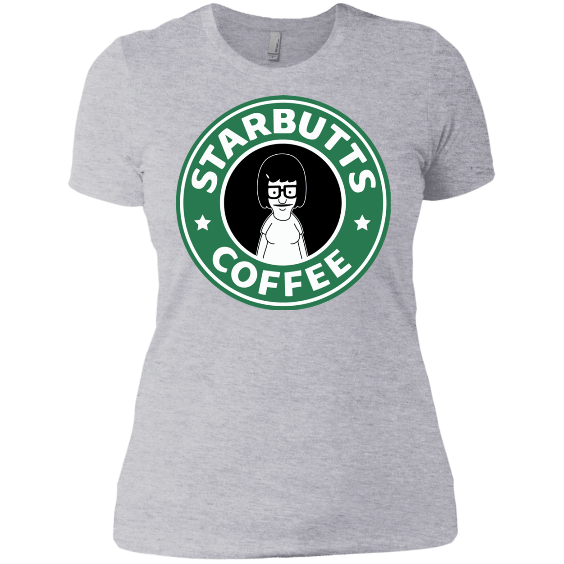 T-Shirts Heather Grey / X-Small Starbutts Women's Premium T-Shirt