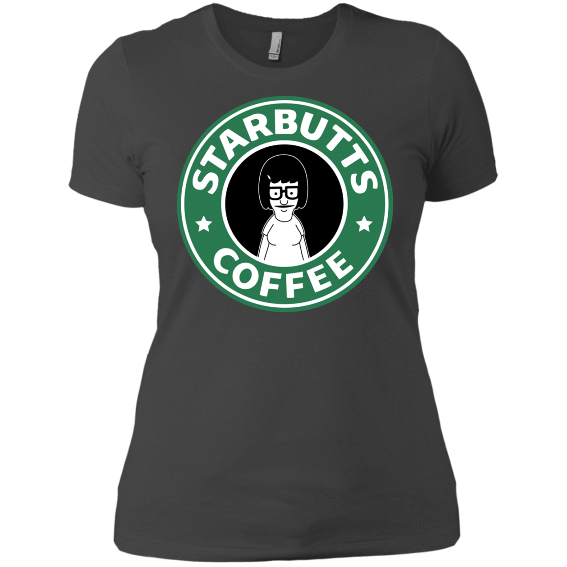 T-Shirts Heavy Metal / X-Small Starbutts Women's Premium T-Shirt