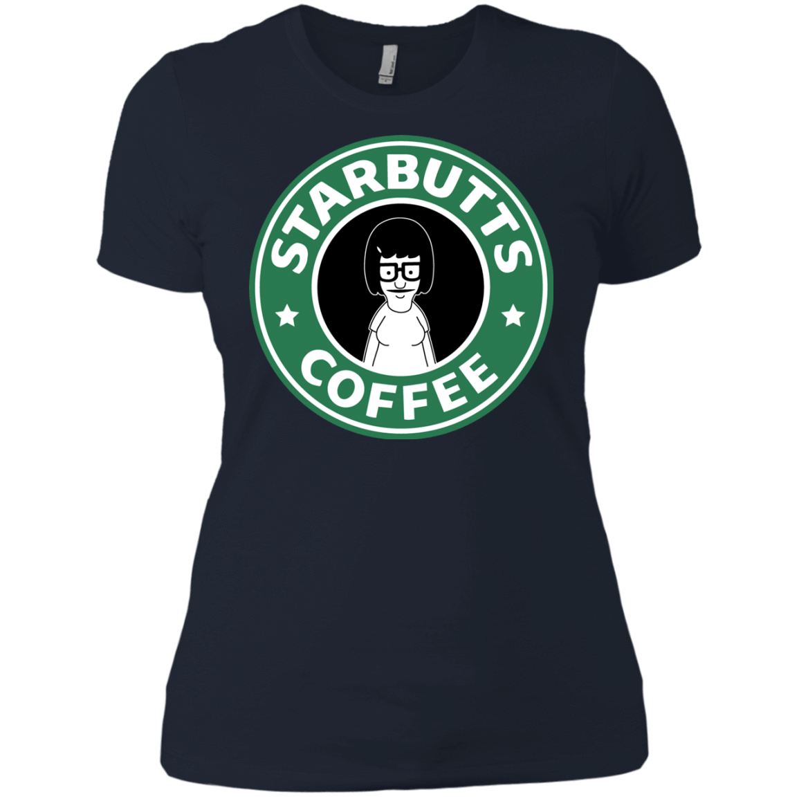 T-Shirts Midnight Navy / X-Small Starbutts Women's Premium T-Shirt