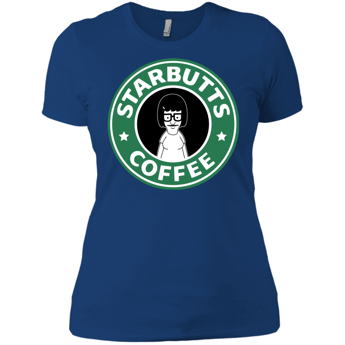 T-Shirts Royal / X-Small Starbutts Women's Premium T-Shirt