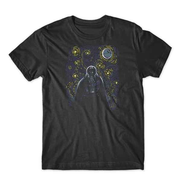 Starry Dark Side T-Shirt