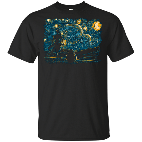 T-Shirts Black / YXS Starry Desert Youth T-Shirt