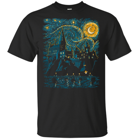 T-Shirts Black / YXS Starry School Youth T-Shirt